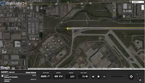 Chicago Ohare Terminal Map by United Flight Skids Off Runway At O U0027hare Cbs Chicago