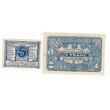 chambre de commerce tourcoing acheter billet lot de 2 billets chambre de commerce d orléans 1915 p