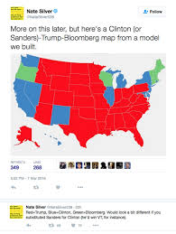 Early Election Results Map by Donald Trump Wins Big Again Bernie Sanders Scores Michigan Upset