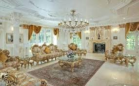 luxurious living rooms sheer drapery luxurious living room