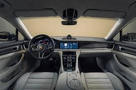porsche electric interior all new porsche panamera officially launched the world u0027s premier