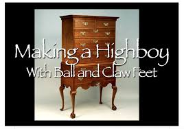 Doucette And Wolfe Furniture by Highboy Building Process By Doucette And Wolfe Furniture Makers