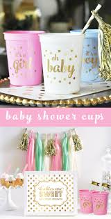 its a baby shower decorations for pink baby shower