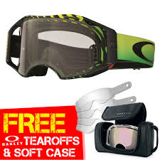 motocross goggles uk 2013 oakley airbrake mx goggles ryan villopoto airbrake goggle