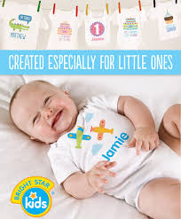 Baby Customized Gifts Personalized Clothing For Kids And Babies At Bright Star Kids