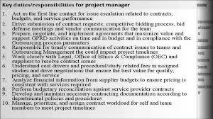 job description for project coordinator job description project