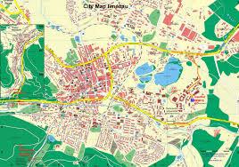 Germany City Map by Ilmenau City Map Ilmenau Germany U2022 Mappery