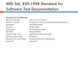 test plan ppt download