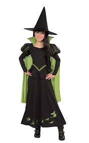 glitter witch costume amazon com wizard of oz wicked witch of the west costume medium