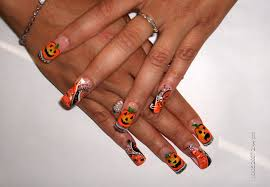 halloween nails nail art archive style nails magazine