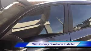 groovy sunshade before u0026 after installed youtube
