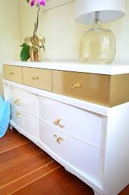 Modern Furniture Dressers by 284 Best Metallic Painted Furniture Images On Pinterest Metallic