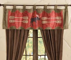 rustic curtains cabin window treatments western window treatments