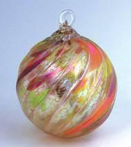 160l glass eye studio ornaments circus twist glass eye studio