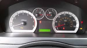 2007 2011 gm chevrolet aveo all gauges not working speedometer