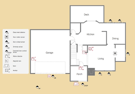 Floor Plan Of A Business How To Create Security Plan Youtube