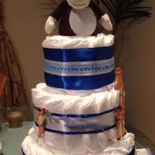 diaper cakes by nadia on wanelo