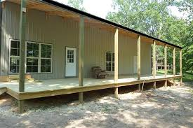 Cost To Convert Barn To House How One Man Built His Pole Barn House Milligan U0027s Gander Hill Farm
