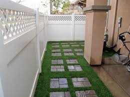 South Florida Landscaping Ideas with Plastic Grass Inverness Highlands South Florida Garden Ideas