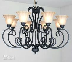 Wrought Iron Pendant Light Rustic Wrought Iron Chandelier Discount Retro Rustic Wrought Iron