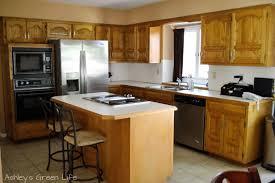 ashley u0027s green life rustoleum kitchen cabinet update u0026 touch up tips