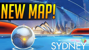 Sydney Map Overwatch New Map Sydney Harbour Arena Summer Games 2017