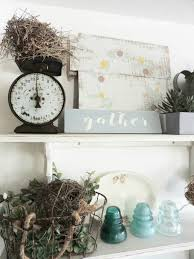 vignette home decor how to use bird nests in home decor what meegan makes