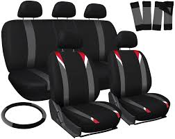 seat covers for hyundai sonata car seat cover for hyundai sonata gray black w steering wheel