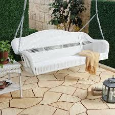 wicker swings u2014 jbeedesigns outdoor resin wicker porch swing