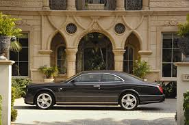 bentley arnage custom bentley brooklands review and photos
