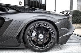 Lamborghini Aventador All Black - 819hp lamborghini aventador 750 4 sv mansory js 1 edition revealed