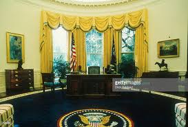 Oval Office White House Re Decorated Oval Office Pictures Getty Images