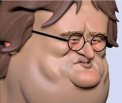 Gabe Newell Memes - gabe newell memes