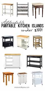 kitchen portable islands where to buy affordable kitchen islands maison de pax