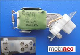 genuine valeo heater blower resistor opel vauxhall vectra a