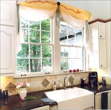 Damask Kitchen Curtains Kitchen Window Treatments Valances Box Pleat Window Valance Linen