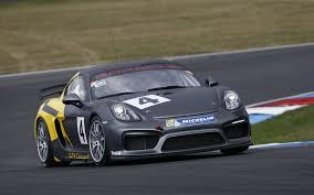 porsche race cars porsche gt4 clubsport and clubsport mr two race cars derived from