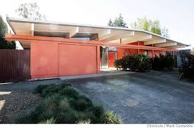 Eichler Style Home The Eichler U0026 The Ecstasy Bay Area U0027s Iconic Homes Still Inspire
