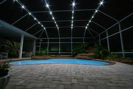 nebula lighting systems rail light system pools pinterest