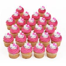amazon kitty cupcake rings 24 ct toys u0026 games