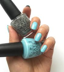 opi breakfast at tiffanys collection swatches review beautygeeks
