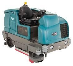 t20 heavy duty industrial rider scrubber