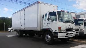 mitsubishi fuso box truck mitsubishi fm260 cars for sale in pennsylvania