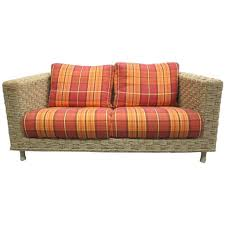 howard furniture mid century modern sofa and lounge chair at 1stdibs
