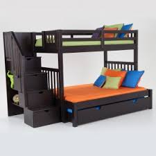 Bed Full Bunk Beds Kids Furniture Bob U0027s Discount Furniture