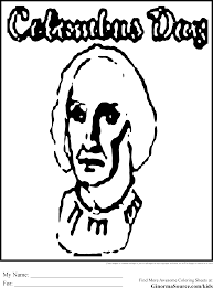 free christopher columbus pictures color