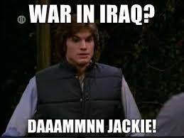 Meme Jackie - damn jackie