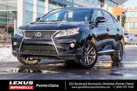 lexus rx 350 quebec 2014 lexus rx 350 f sport series 2 used for sale in nav mark