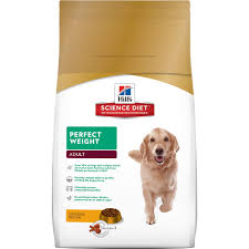 science diet light calories hill s science diet perfect weight dog food dry
