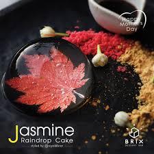 jasmine raindrop cake raindrop cake pinterest cake jelly